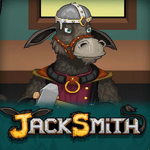 Jacksmith - Cool math crafting game y8