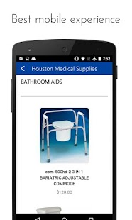 Houston Medical Supplies- screenshot thumbnail