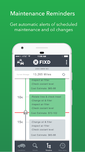 FIXD - Vehicle Health Monitor  screenshots 3