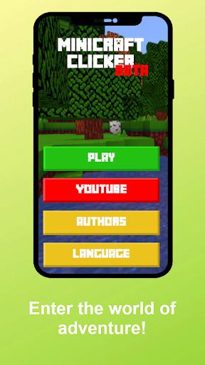 MiniCraft Clicker android2mod screenshots 1