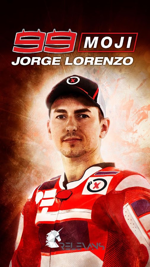 Jorge Lorenzo Moji- screenshot