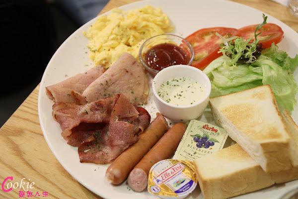 Jumane Cafe' 佐曼咖啡館 全天候早午餐、下午茶(近捷運中山站)