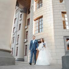 Wedding photographer Vlad Lisin (foxium). Photo of 26.10.2017