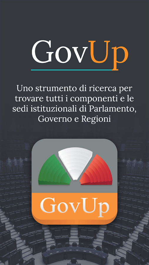GovUp- screenshot