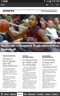 The Huntsville Times - screenshot thumbnail