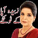 Zubaida Apa Kay Desi Totkay icon