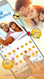 My Selfie Personalized Keyboard Theme - náhled