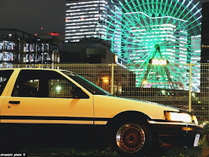 カローラレビン AE86 S62年 GT-APEXのカスタム事例画像 ae86kiwamiさんの2019年05月16日09:33の投稿