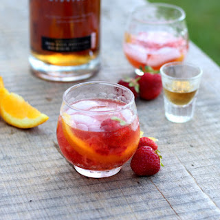 Strawberry Old Fashioned.