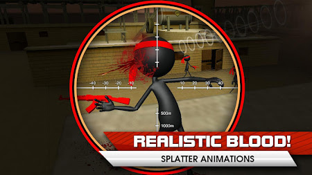Sniper Assassin 3D Stickman 1.2 screenshot 49495