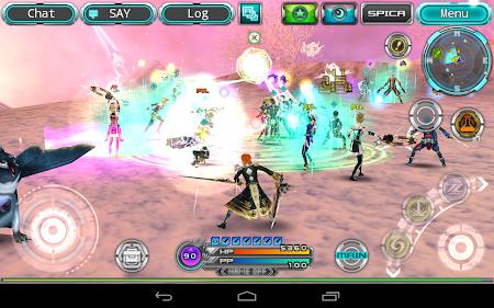 MMORPG Stellacept Online 1.0.3 screenshot 184064
