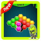 Logic! Hexagon Puzzle 2