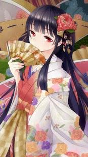 Japanese Girls Anime HD - náhled
