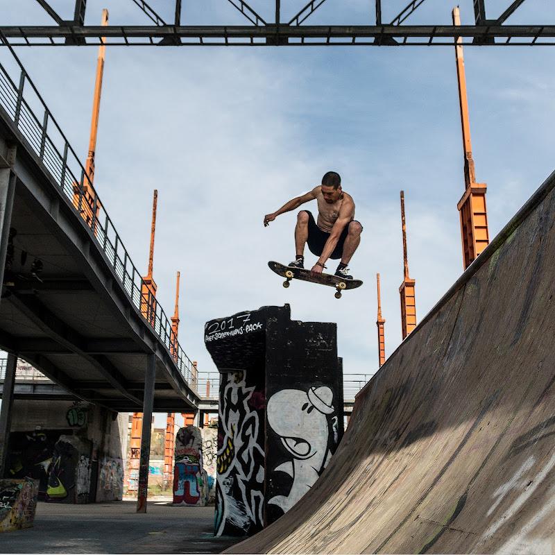 Lo skateboarder di Davide_79