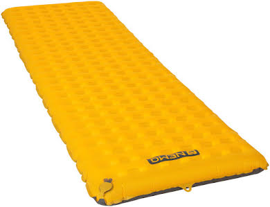 NEMO Tensor Insulated 20R Sleeping Pad, Rectangular, Marigold alternate image 2