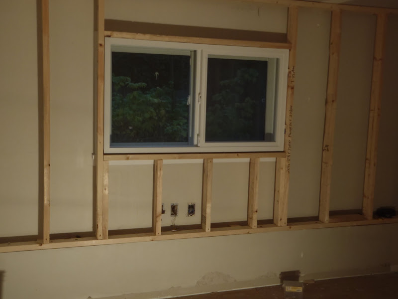Photo: We'll just put in another window in front of the exterior window.
