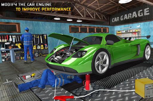 Mobile Auto Mechanic: Car Mechanic Games 2018 1.0 screenshots 1