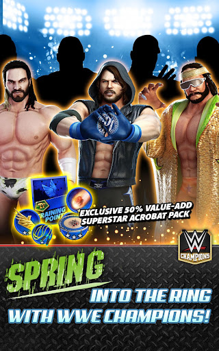 WWE Champions - Free Puzzle RPG Game 0.241 screenshots 17