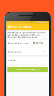 BeeBuddy – Miniaturansicht des Screenshots