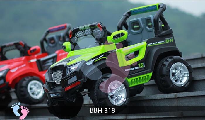 Ô tô điện trẻ em BBH-318 kiểu Police 3