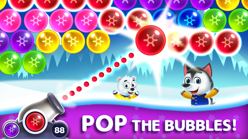 Frozen Pop - Frozen Games & Bubble Popping Fun! 2 5.5 screenshots 2