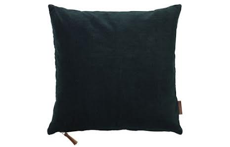 Kudde, Mörkgrön 50x50 cm, Cozy Living
