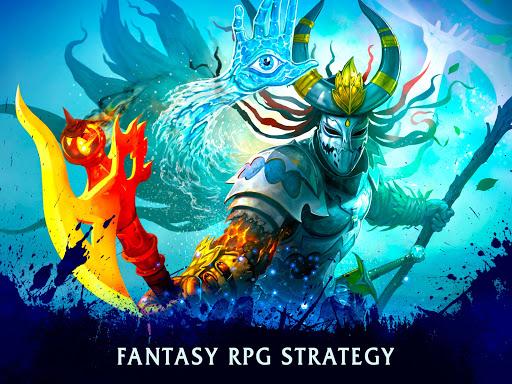 Heroes of War Magic.  Turn-based strategy 1.4.0.3 screenshots 18