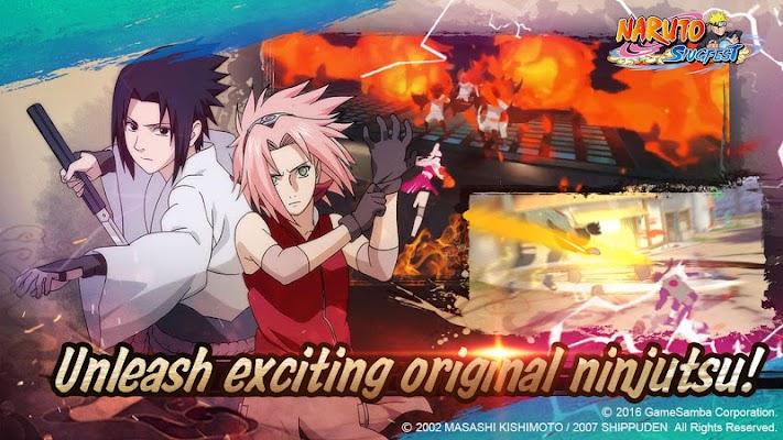 Naruto: Slugfest Screenshot Image