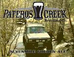 Pateros Creek Sevenmile