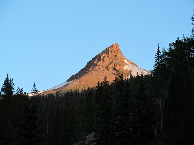 Photo: Peak 13,158'