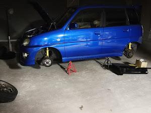 プレオ RS-Limited  H14年式 TA-RA2 RS-Ltd Ⅱ ABS非装着車のカスタム事例画像 後藤(仮名)さんの2020年11月15日18:06の投稿