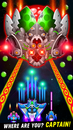 Space Shooter: Galaxy Attack 1.306 Cheat screenshots 2