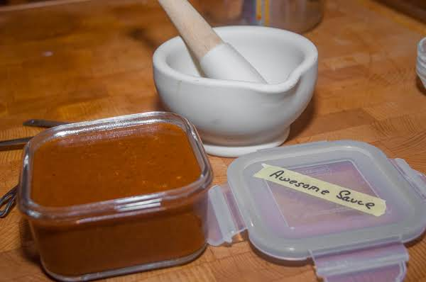 Tex Mex Essentials: Down & Dirty Red Sauce Recipe