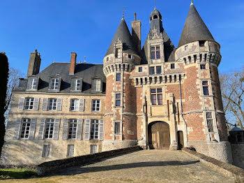 château à Mondoubleau (41)