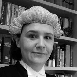 Dr Michelle Sharpe, Barrister