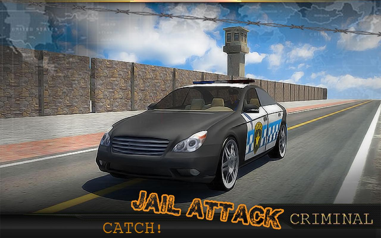 Jail Attack: Counter Battle- screenshot