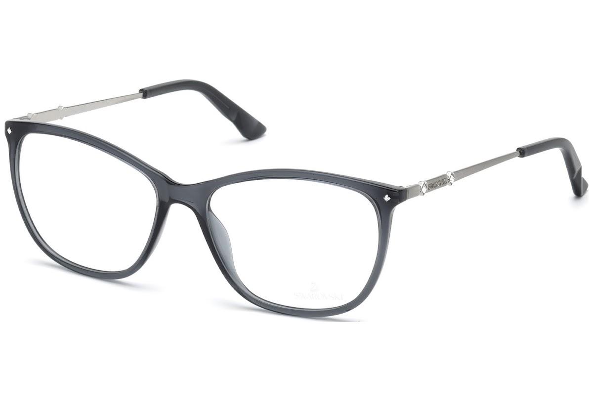 85429c3ce9dce Acheter Montures Optiques Swarovski Gillian SK5178 C54 001 (shiny black   )