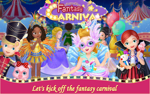 princess libby s carnival apps on google play