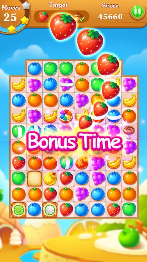 Fruits Bomb- screenshot