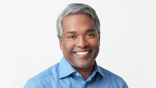 Thomas Kurian, CEO of Google Cloud.
