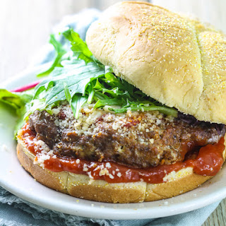 Italian Meatloaf Hamburger