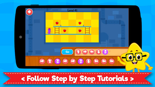 Coding Games For Kids - Learn To Code With Play 2.3.1 screenshots 7