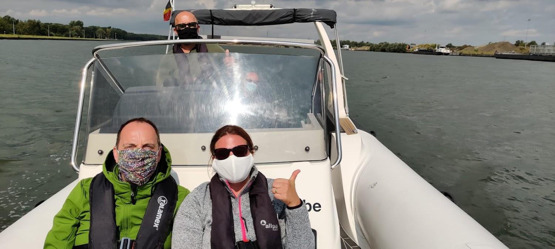 vaarbewijs behalen op een motorboot CruiseTops