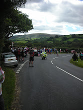 Photo: 'Watching Place'  (supposedly, there was a gibbet here, long ago)  Cyclists too!
