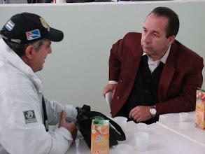 Photo: Prof. Tico - Campeonato Paulista de Judô Pré-Juvenil - Atibaia - 2008.