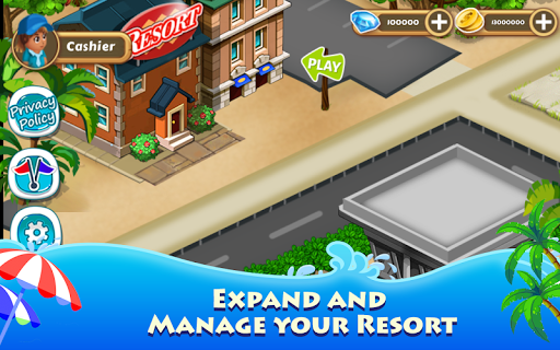 Resort Empire : Hotel Simulation Games 1.7 Mod screenshots 3