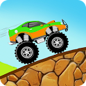Climb Drive Hill Ride Car Racing Game icon