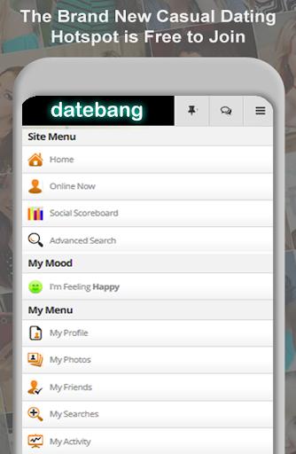 DateBang Free Hookup Dating 1.0 screenshots 7