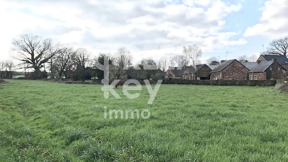 Vente terrain 2 pièces 2000 m² à Avessac (44460), 55 000 €