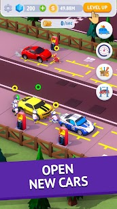 Idle Pit Stop: Tycoon Racing Manager MOD (Diamonds/No Ads) 3